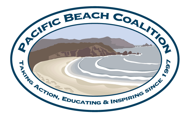 Logo for the Pacific Beach Coalition
